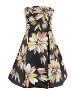 Basix Black Label | Приталенное Платье-Бюстье С Цветочным Принтом