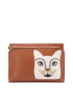 Loewe | Клатч Cat T Pouch