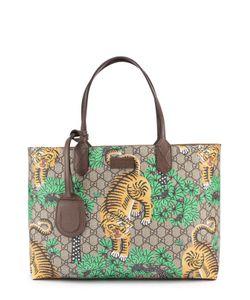 Gucci | Сумка-Тоут Bengal Из Канвы Gg Supreme