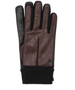 Roeckl | Кожаные Перчатки С Манжетами