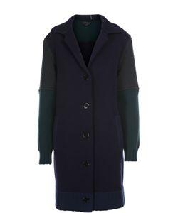 Burberry   Пальто Вязаное