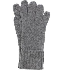 Inverni | Вязаные Перчатки Из Смеси Шерсти И Кашемира