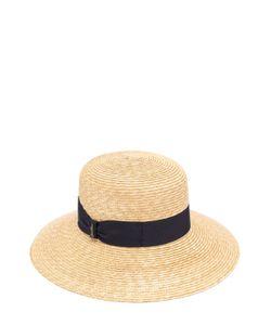 Borsalino | Соломенная Шляпа С Лентой