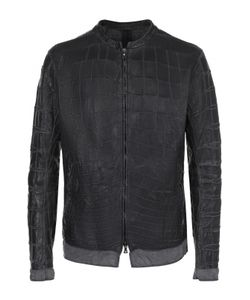 Isaac Sellam | Куртка На Молнии Из Кожи Крокодила