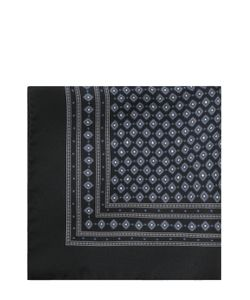 Dolce & Gabbana | Шелковый Платок С Узором