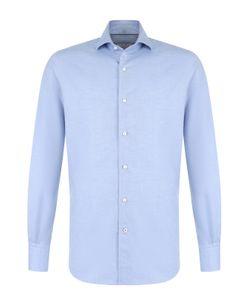 Loro Piana | Хлопковая Рубашка С Воротником Акула