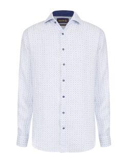 JACQUES BRITT | Льняная Рубашка С Принтом
