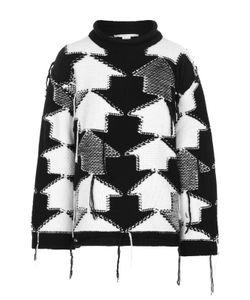 Stella Mccartney | Шерстяной Пуловер Свободного Кроя