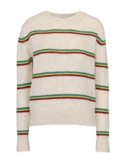 Isabel Marant Étoile | Пуловер Прямого Кроя В Контрастную Полоску Isabel Marant Etoile