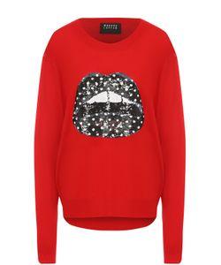 Markus Lupfer | Пуловер Прямого Кроя С Пайетками