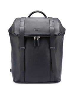 Giorgio Armani | Кожаный Рюкзак С Клапаном