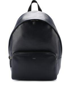 Tod'S | Кожаный Рюкзак С Внешним Карманом На Молнии Tods