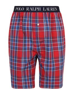 Ralph Lauren | Хлопковые Домашние Шорты Свободного Кроя