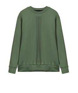 Ultracor | Пуловер Прямого Кроя С Перфорацией