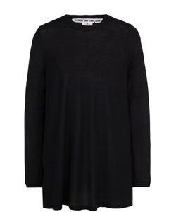 Comme Des Garcons | Удлиненный Пуловер Свободного Кроя
