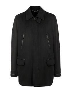 Brioni | Укороченное Пальто Из Смеси Шерсти И Кашемира