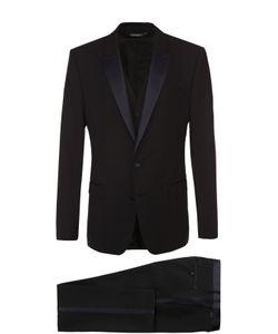 Dolce & Gabbana | Смокинг-Тройка С Остроконечными Лацканами