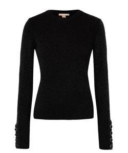 Michael Kors | Кашемировый Пуловер С Декоративными Пуговицами