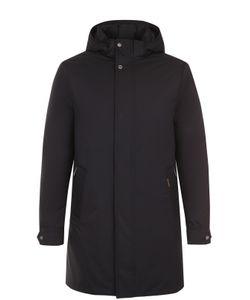 Moorer | Пуховое Пальто Прямого Кроя