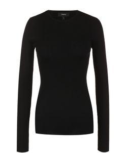 Theory | Облегающий Пуловер Фактурной Вязки