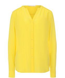 Hugo | Блуза Прямого Кроя С V-Образным Вырезом