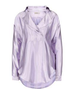 Nina Ricci | Блуза Свободного Кроя С Отложным Воротником