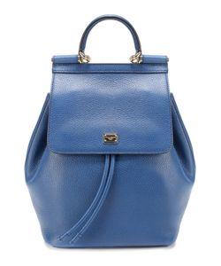 Dolce & Gabbana | Рюкзак Sicily С Клапаном