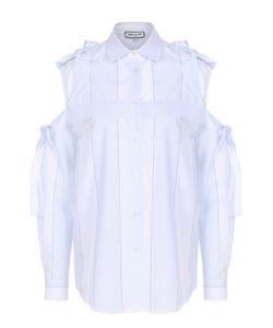 Paul & Joe | Хлопковая Блуза С Открытыми Плечами И Бантами Pauljoe