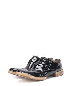 Marsell | Лаковые Ботинки С Перфорацией