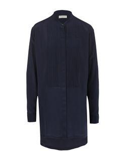 Dries Van Noten | Шелковая Блуза Свободного Кроя