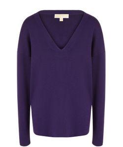 Michael Michael Kors | Вязаный Пуловер С V-Образным Вырезом