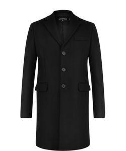 Dsquared2 | Однобортное Кашемировое Пальто