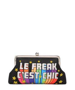 Sarah's Bag | Клатч Le Freak С Вышивкой Бисером