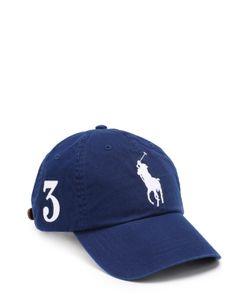 Polo Ralph Lauren | Хлопковая Бейсболка С Вышивкой