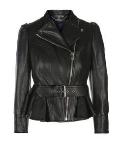 Alexander McQueen | Кожаная Куртка