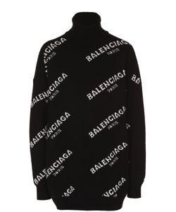 Balenciaga | Свитер Свободного Кроя С Логотипом Бренда