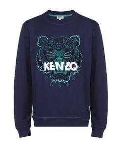 Kenzo | Хлопковый Свитшот С Аппликацией