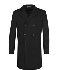 Armani Collezioni | Шерстяное Двубортное Пальто