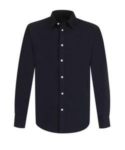Rag & Bone | Хлопковая Рубашка С Воротником Кент