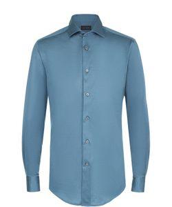 Pal Zileri | Хлопковая Рубашка С Воротником Акула