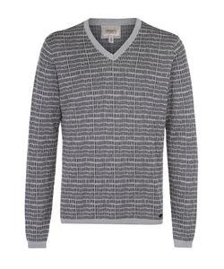 Armani Collezioni | Пуловер Тонкой Вязки Из Смеси Шелка И Хлопка