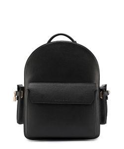 Buscemi | Кожаный Рюкзак С Тремя Внешними Карманами