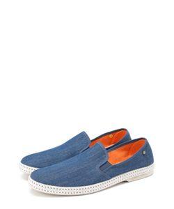 Rivieras Leisure Shoes | Эспадрильи Из Денима