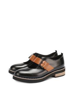 Vic Matie' | Кожаные Ботинки С Заклепками На Ранте Vic Matie