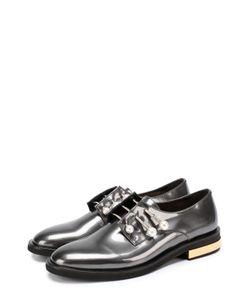 Coliac | Лаковые Ботинки С Декорированными Булавками