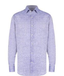 Paul & Shark | Льняная Рубашка С Воротником Кент Paulshark