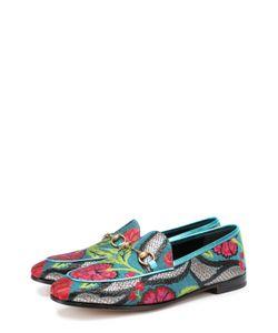 Gucci | Лоферы New Jordan С Вышивкой
