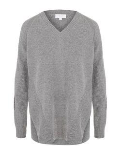 Escada Sport | Шерстяной Пуловер С V-Образным Вырезом И Пайетками