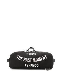 Mcq Alexander Mcqueen | Текстильная Дорожная Сумка С Плечевым Ремнем