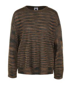 Missoni | Пуловер Свободного Кроя С Круглым Вырезом M